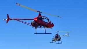 Cicaré CH 7B, fabricado en la Argentina