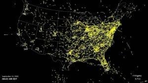 FAA Map