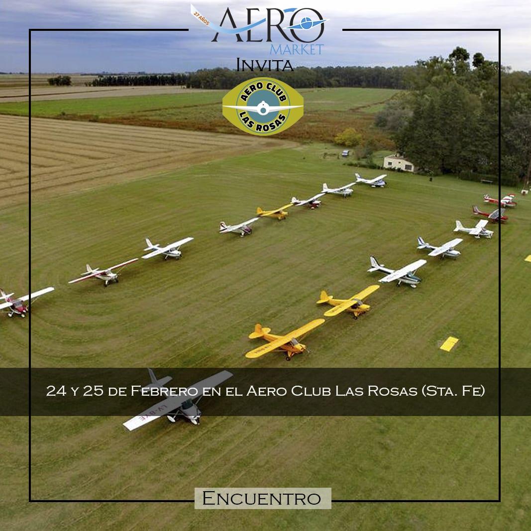 Encuentro Aero Club Las Rosas